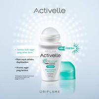 deodoran roll on activelle fresh