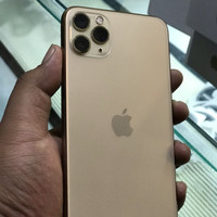 Iphone 11Promax 64gb gold second