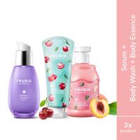 Frudia Blueberry Hydrating Serum + Body Wash + Body Essence