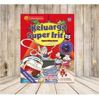 Komik Edisi Hardcover bonus ransel lipat Keluarga Super Irit Jagoan