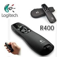 Presenter laser pointer logitech R400