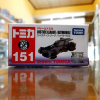 Batmobile JUSTICE League - Tomica