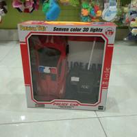 police car remote control