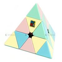 Rubik Pyraminx - Moyu MF Meilong Pyraminx - Macaron Original
