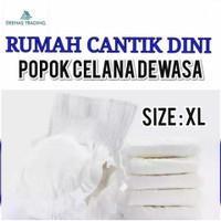 POPOK/PEMPERS/DIAPER CELANA DEWASA MURAH SIZE XL