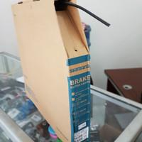 SHIMANO SLR BRAKE OUTER CABLE HOUSING KABEL REM SEPEDA 10 CM