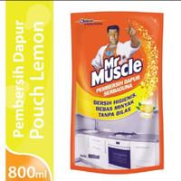 MR MUSCLE PEMBERSIH DAPUR 800 ml TERMURAH