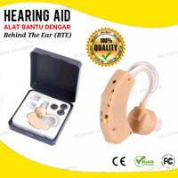 Alat Bantu Dengar Hearing Aid Cyber Sonic Tipe BTE (Behind The Ear) - Tanpa Bubble