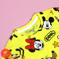 Kaos Anak - Baby GAP X Mickey Mouse Shortsleeve Tee