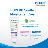 PURE BABY Soothing Moisturizer Cream 200g