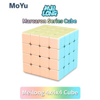 Rubik 4x4 Moyu MF Meilong 4x4 Macaron Original