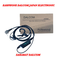 HANDSFREE EARPHONE HEADSET DALCOM HT MOTOROLA CP1660 GP2000 GP338
