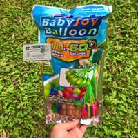 Mainan Balon Air Perang Bom Air Perang Balon Air Magic Water Baloon