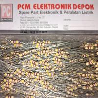 Resistor 470 ohm 0.25watt 1/4w toleransi 5%