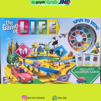 Mainan edukasi / Board Games / Family Games Game of life