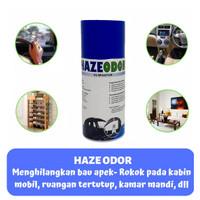 HazeOdor Eliminator Anti Bakteri - Basmi Bau Rokok, Apek & Serap Debu