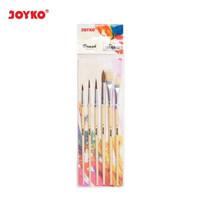 Brush / Kuas Cat Air / Lukis / Acrylic Joyko BR-1