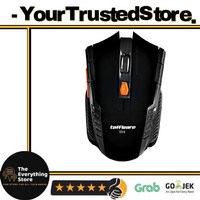 TheEverythingStore Taffware Fantech Gaming Mouse Wireless 2000 DPI