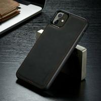 Caseme Original Leather Back Cover Case Iphone 11