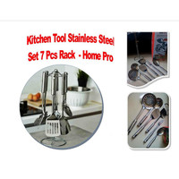 SPATULA BMW 7 IN 1 KITCHEN TOOLS SET STAINLESS