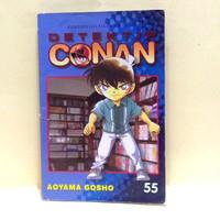 Komik Detektif Conan Vol. 55, Kolpri