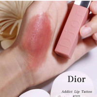 DIOR LIP TATTOO 321 Natural Rose