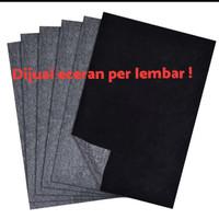 Kertas Karbon Carbon paper dijual eceran per lembar