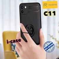 Soft Case Realme C11 iRing AutoFocus casing cover realme C 11
