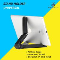 Stand Holder Tablet Universal Docking Penyangga HP Tablet iPad