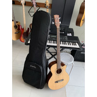 Gigbag / Tas Bass Akustik creator case tebal ,empuk dan kokoh