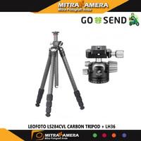 Leofoto LS284CVL Carbon Tripod + LH36
