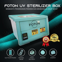 Foton UVC Sterilizer Box - Advance / Box UV Sterilisasi