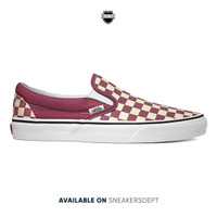 Vans Checkerboard Dry Rose [Resmi Navya]