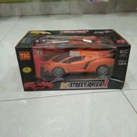 R/C streer racer2 mobil remote control