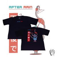 """After Rain T-Shirt """" Robo Butler"""""""