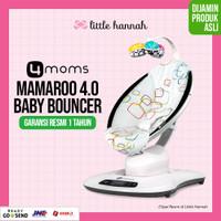 4Moms Mamaroo 4.0 Baby Bouncer - Multi Plush