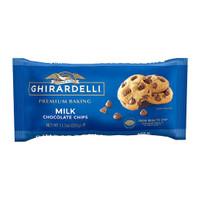Ghirardelli Milk Chocolate Chips 11.5 oz 326gr