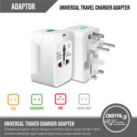 Universal Travel Adaptor Internasional Adapter Listrik All in One