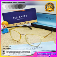 Kacamata Minus Pria Wanita Photocromic Bayd T-267 Premium Quality