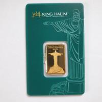 Logam Mulia 5 gram King Halim / PM