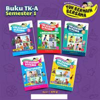 Buku Paket Tematik Anak TK A Semester 1 dan 2 (Terpisah)