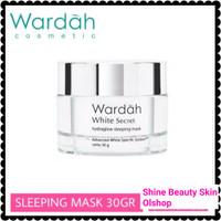 WARDAH WHITE SECRET HYDRAGLOW SLEEPING MASK 30 GR