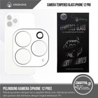 KingKong Tempered Glass Camera Iphone 12 Pro Protector Lensa Kamera