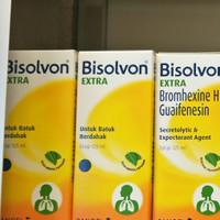 Bisolvon Extra Sirup / Besar / Obat Batuk Berdahak 125ml