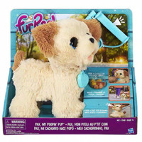 FurReal Pax My Poopin Pup - Boneka anjing poopalot original murah