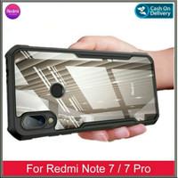Case Xiaomi Redmi Note 7 Pro Redmi Note 7 6.3 Inch Hard Casing Premium - Hitam