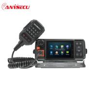 Anysecu 4G-W2 Plus Radio Mobil Touchscreen Android Wifi GPS POC IP