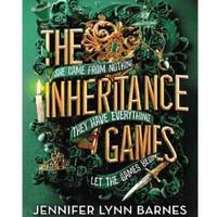The Inheritance Games by Jennifer Lynn Barnes [Barnes, Jennifer Lynn]