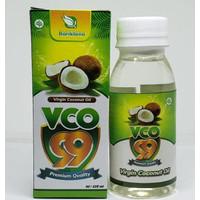 VCO 125 ml 125ml Minyak Kelapa Vco 99 BARIKLANA HERBAL VIRGIN COCONUT