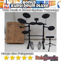 Drum Elektrik Electric Aroma TDX15 TDX 15 TDX-15 Bonus Bangku Drum